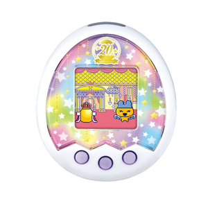 BANDAI Tamagotchi Mix 20th Anniversary -Royal White-