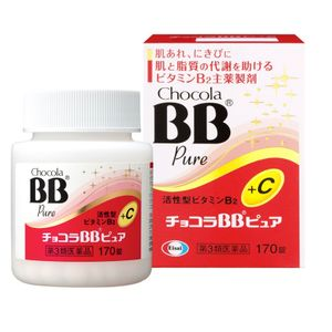CHOCOLA BB Pure 170 tablets