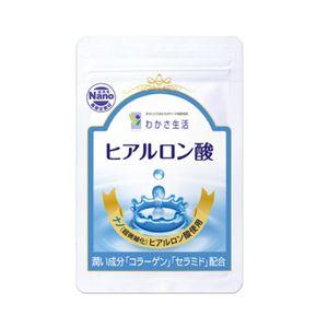 Wakasa Seikatsu hyaluronic acid 31tablet