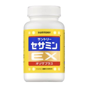 SUNTORY Sesamin EX Oryza Plus Supplement 270 tablets