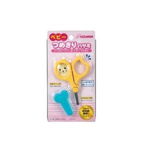 KIDS&MAMA Nail Scissors (Baby)