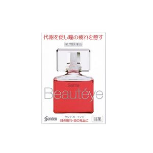 SANTEN Beauteye Tired Eye and Redness Relief Eye Drops 12ml