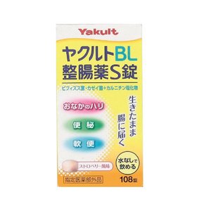 Yakult BL Intestinal Remedy S 108 Tablets