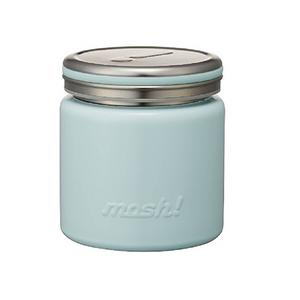 Doshisha mosh! food pot 300ml 6 colors