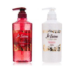 KOSE Je laime FULVOS Brightening Bright Moist Shampoo / Treatment 500ml
