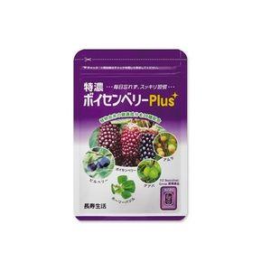 Happyherz Special Boysenberry Plus 31 capsules