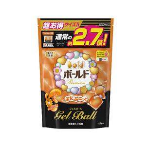 BOLD Gel Ball Laundry Detergent Premium Refill 1016g