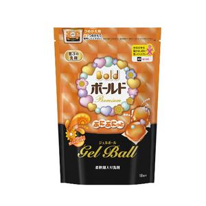 Bold Gel Ball Laundry Detergent Premium Refill 437g