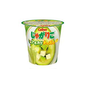 Calbee Jagariko avocado cheese 52gx12pcs