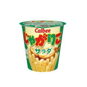 Calbee Jagariko Salad 60g x 12 cups