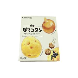 Calbee potato potekotan 16gx6bags