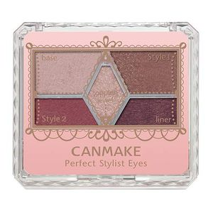 CANMAKE TOKYO Perfect Stylist Eyes 3g [Shade 18: Bitter Sweet Memory]