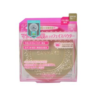 CANMAKE TOKYO Marshmallow Finish Powder 10g [3 colors]