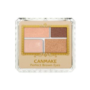 CANMAKE TOKYO Perfect Brown Eyes 3.6g 5colors