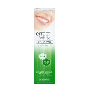 CITEETH White sunny green mint 110g