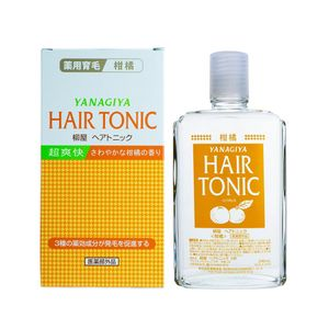 YANAGIYA Hair Tonic for Hair Growth Citrus 240ml