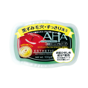 Cleansing Research AHA soap 100g