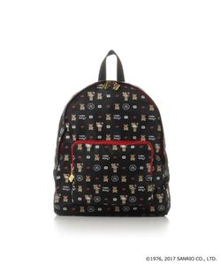 COLORS by Jennifer Sky hello kitty travel back pack