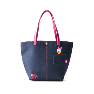 COLORS by Jennifer Sky Tote Bag -Daisy Denim-