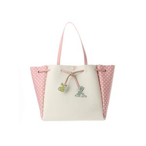 COLORS by jennifer sky tote bag -miss bunny- 2colors