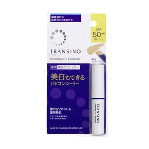 Sankyo TRANSINO Medicated Whitening UV Concealer 2.5g