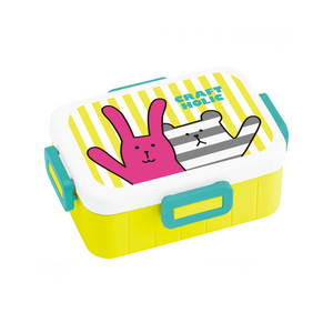 craftholic lunch box RAB and SLOTH