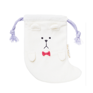 CRAFTHOLIC Trick or CRAFT Sloth Drawstring Pouch