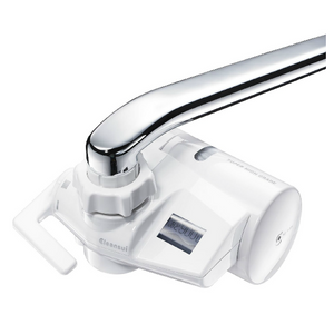 MITSUBISHI RAYON Cleansui faucet type water purifier(CSP701-WT)