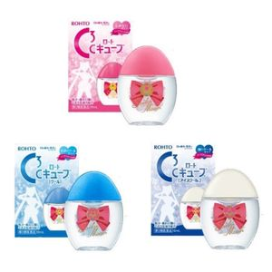 ROHTO C cube Eye Drops 13ml 3 types LIMITED SAILOR MOON DESIGN