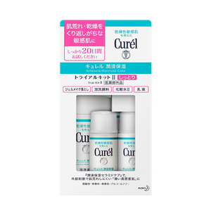 Curel face care trial set -normal-