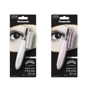 PANASONIC Heated Eyelash Curler Natural Curl EH-SE10P 2 colors