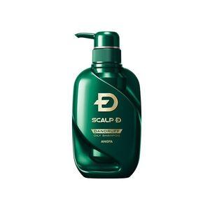 Angfa Scalp D Scalp Shampoo Dandruff Oily 350ml