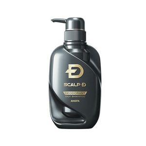 Angfa Scalp D Scalp Shampoo Deodorant Oily 350ml