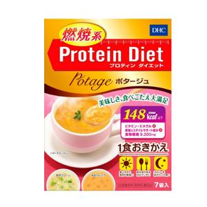 DHC protein diet potage 7sachet