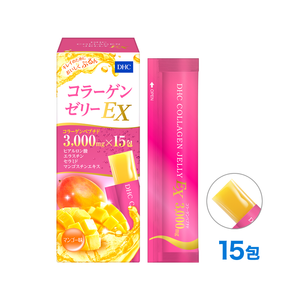 DHC collagen jelly EX 15sticks