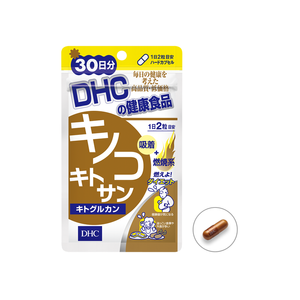 DHC mushroom chitosan For 30 Days 60tablets