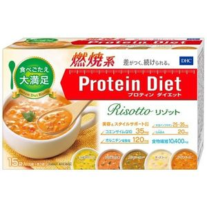 DHC protein diet risotto 15sachet