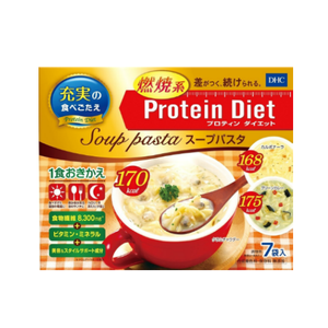 DHC protein diet soup pasta 7sachet