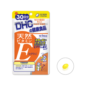 DHC vitamin E sunflower For 30 Days 30tablets