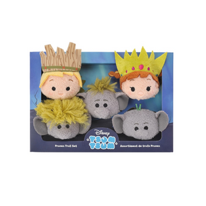 Disney tsum tsum -frozen troll set-