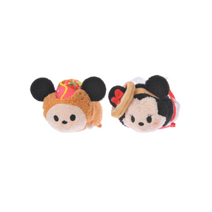 Disney TSUM TSUM mickey and minnie -Chicago-