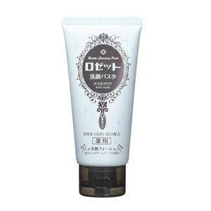 Rosette Face wash pasta Acne Treatment 120g