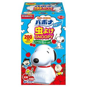 Earth SNOOPY Insect repellent for 200days