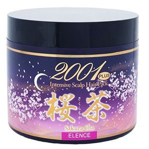 Elence 2001 Plus cherry tea hair pack 240g