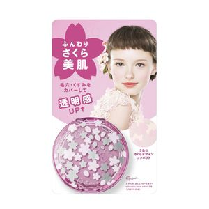 ETTUSAIS Sakura Face Color (5.5g) [Skin brightening blush]
