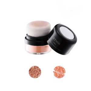ETVOS  pon-pon mineral cheek 2colors