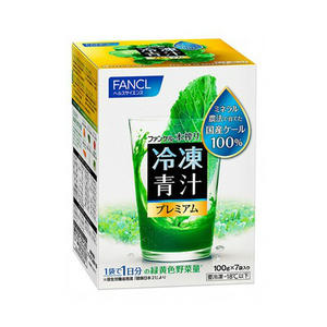 FANCL premium freezed green tea 30bags