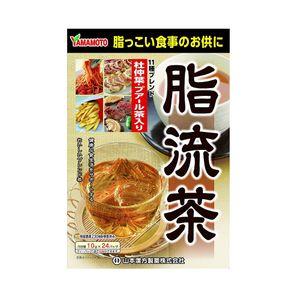 YAMAMOTO Kanpo Fat Flow Diet Tea 10g x 24 packs