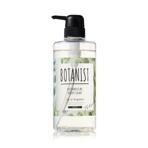 BOTANIST Botanical Body Soap Moist Fig and Bergamot 490ml