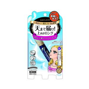 KISSME Heroine Make SP Long & Curl Mascara Super Film Black